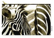 Beautiful Zebras Carry-all Pouch