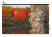 Beauty And The Birch - Nova Scotia Carry-all Pouch