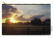 Beauty At Sunset Carry-all Pouch