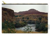 Beauty At The Big Horn River Carry-all Pouch