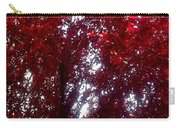 Beauty-full Red  Carry-all Pouch
