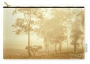 Beauty In A Forest Fog Carry-all Pouch