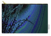 Beauty In A Weed - Colorful Digital Creation Carry-all Pouch