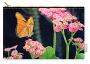 Beauty In Motion Carry-all Pouch by Garvin Hunter
