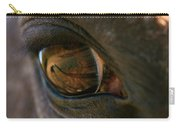 Beauty Is In The Eye Of The Beholder Carry-all Pouch by Angela Rath