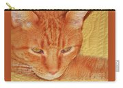 Beauty Of A Cat Carry-all Pouch
