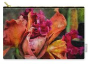 Beauty Of An Orchid Carry-all Pouch