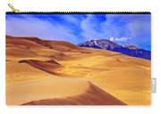 Beauty Of The Dunes Carry-all Pouch