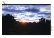 Somewhere The Sun Is Shining Carry-all Pouch