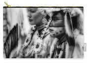Pow Wow Beauty Of The Past Carry-all Pouch