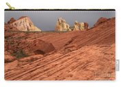 Beauty Of The Sandstone Landscape Carry-all Pouch