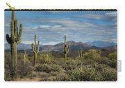 Beauty Of The Sonoran  Carry-all Pouch