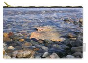 Beauty On The Shore Carry-all Pouch