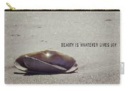Beauty Star Quote Carry-all Pouch