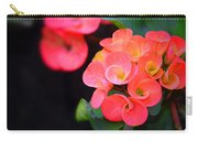 Beauty And Thorns Carry-all Pouch