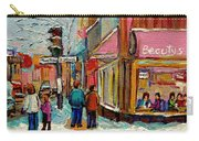 Beautys Luncheonette Montreal Carry-all Pouch
