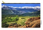Beaver Meadows In Rocky Mountain National Park Carry-all Pouch