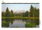 Beaver Pond At Schwabacher Landing Carry-all Pouch