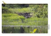 Beaver Pond Scene Carry-all Pouch