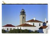 Beavertail Lighthouse Rhode Island Carry-all Pouch