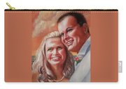 Becky And Chris Carry-all Pouch