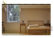 Bed - Infirmary - Fort Larned - Kansas Carry-all Pouch