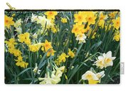 Bed Of Daffodils Carry-all Pouch