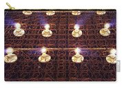 Bed Spring Lights Carry-all Pouch