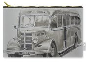 Bedford Ob Coach Of The Forties. Carry-all Pouch