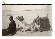 Bedouin At Prayer Carry-all Pouch