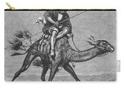 Bedouin Messenger Carry-all Pouch