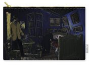 Bedroom In Arles By Night Carry-all Pouch