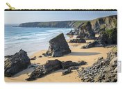 Bedruthan Steps, Cornwall Carry-all Pouch