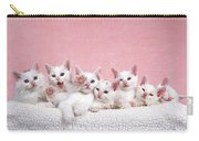 Bedtime Kittens I'm Not Tired Mom Carry-all Pouch