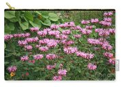 Bee Balm Garden Carry-all Pouch
