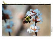Bee Blossom Carry-all Pouch