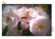 Bee Blossoms 2 Carry-all Pouch