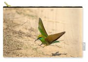 Bee Eater Landing Carry-all Pouch