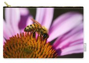 Bee Feasting Carry-all Pouch