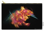 Bee Fractal Art Carry-all Pouch