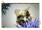 Bee In A Bubble Carry-all Pouch