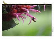 Bee In Kauai Carry-all Pouch