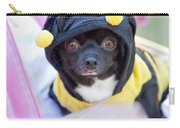 Chihuahua Says Bee Mine Carry-all Pouch
