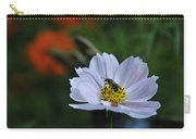 Bee On Daisy Carry-all Pouch