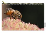Bee On Flower 2 Carry-all Pouch