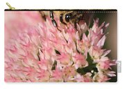 Bee On Flower 4 Carry-all Pouch
