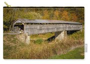 Beech Fork Or Mooresville Covered Bridge Carry-all Pouch