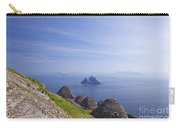 Beehive Stone Huts, Skellig Michael County Kerry Ireland Carry-all Pouch