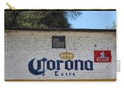 Beer In Mexico Carry-all Pouch