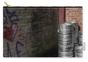 Beer Keggs And Graffiti Carry-all Pouch